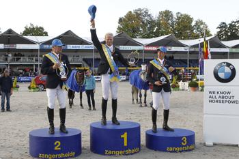 Ecurie Guery - Champion de Belgique